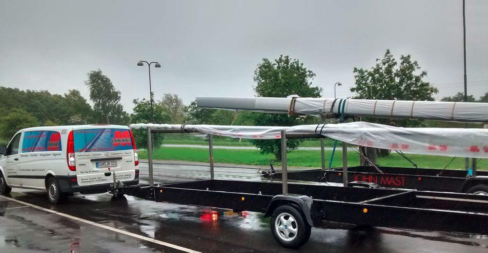 Mast und Rigg – Transport und Lieferservice